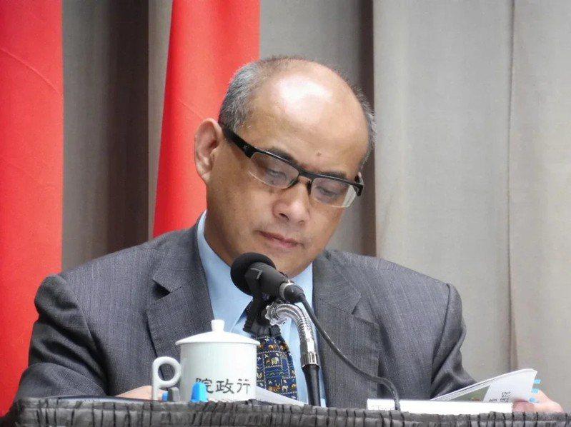 國發會副主委鄭貞茂。記者賴于榛/攝影