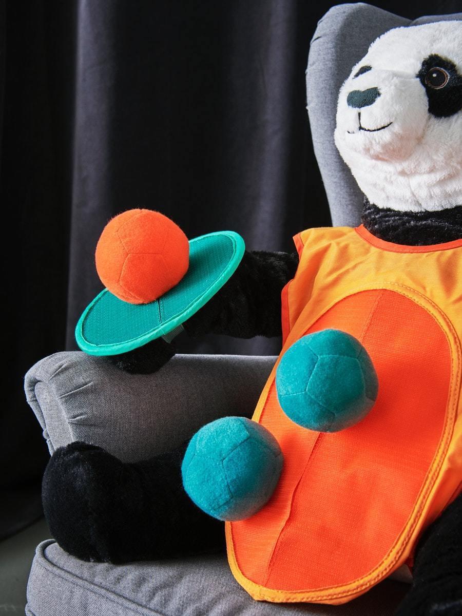 兒童節即將到來,受到疫情影響,許多爸媽選擇待在家。IKEA推薦能在家玩樂的兒童節...
