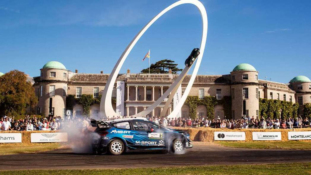2020年Goodwood Festival of Speed宣布延期。 摘自g...