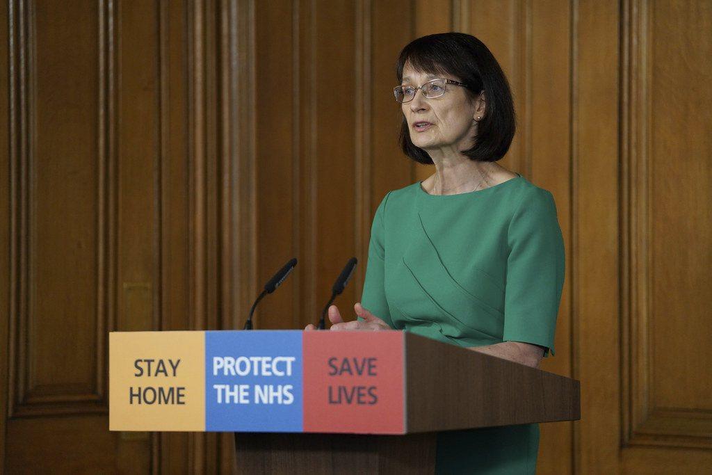英格蘭副醫療官珍妮.哈里斯(Jenny Harries)29日表示,抗疫措施可能...