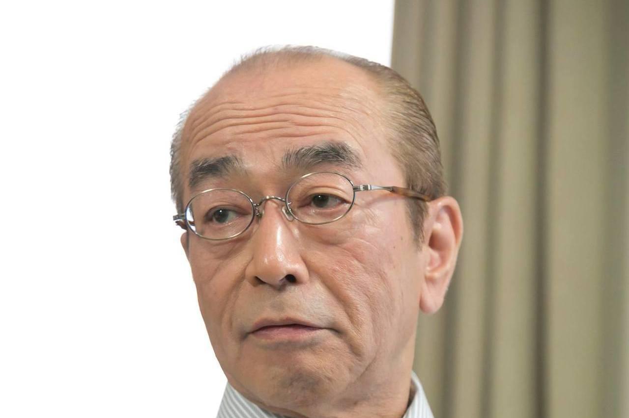 裝葉克膜仍救不回⋯日本「喜劇之王」志村健新冠肺炎亡 享壽70歲