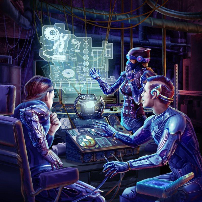 宏達電VIVELAND引進ARVI所開發設計的VR密室逃脫遊戲。(圖:宏達電提供)