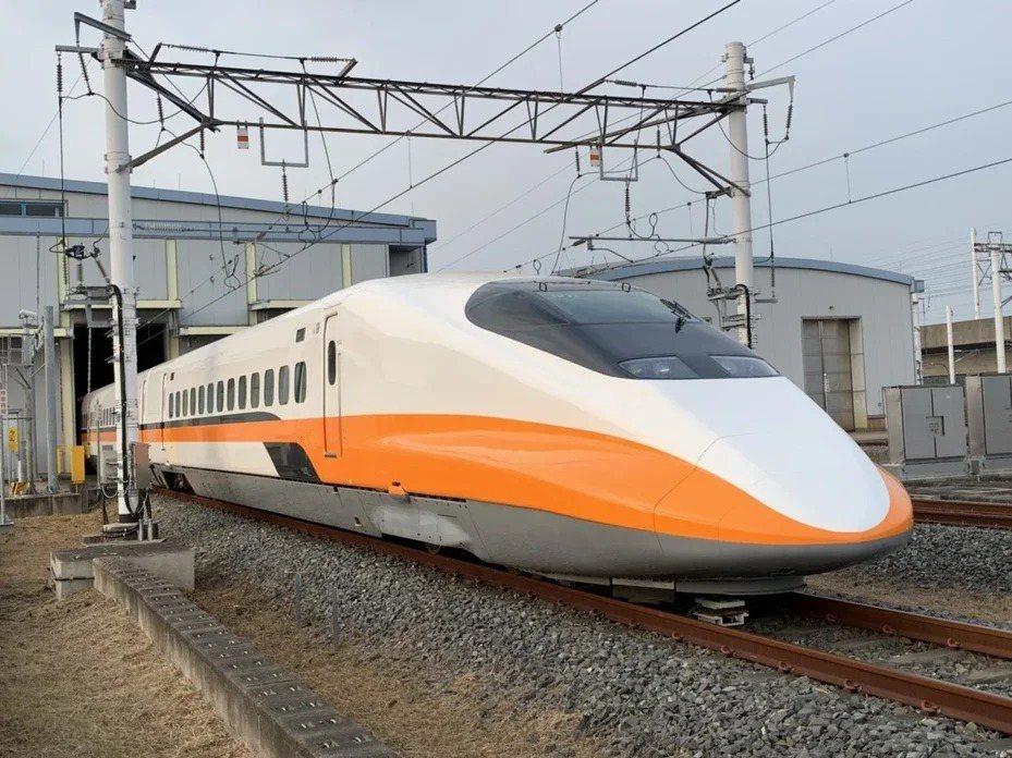台灣高鐵公司宣布勞動節連假加班車資訊。聯合報系資料照