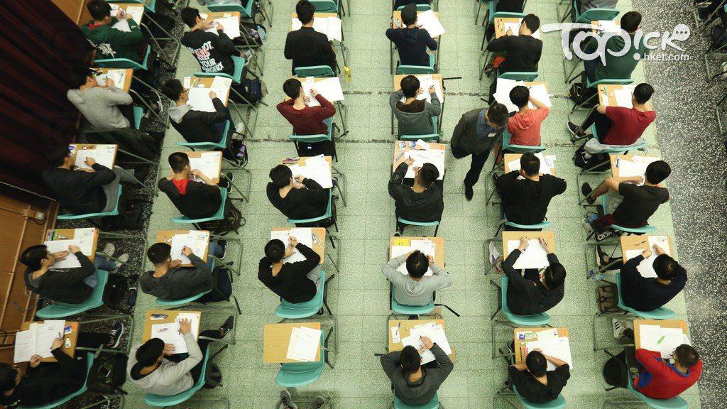 香港中學文憑試(DSE)筆試延遲4周至4月24日開考,有臨床心理學家指出,在社會...