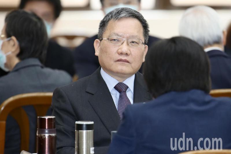 財政部長蘇建榮。 聯合報系資料照/記者林伯東攝影