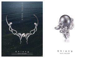 跨域海陸最美的愛情!方國強高級訂製珠寶凸顯珍珠之美