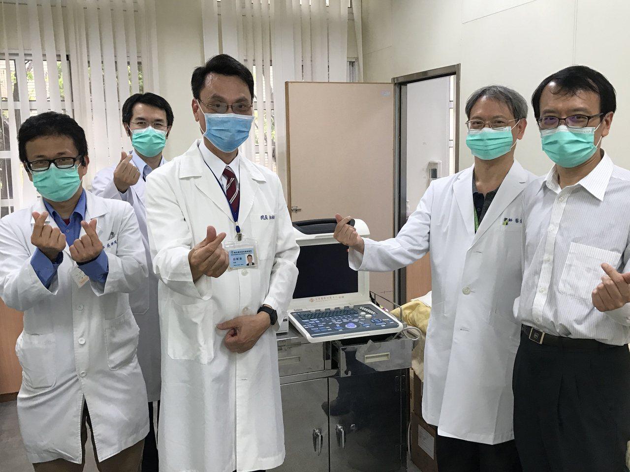 為助藥癮病患 桃療與桃醫攜手設「肝膽腸胃科」門診