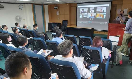 訊連科技「U 會議」獲經濟部工業局採用。圖/訊連提供