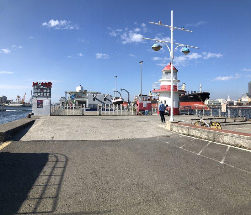高市海洋局攜手嘉信遊艇打造旗津海洋休閒新地標。圖/海洋局提供
