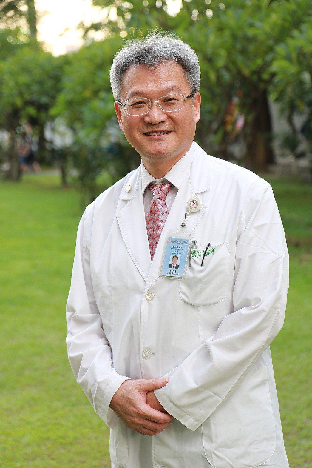 中華民國糖尿病學會理事長黃建寧圖/黃建寧提供