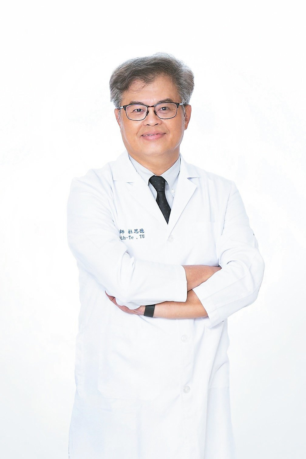 中華民國糖尿病衛教學會理事長杜思德。圖/杜思德提供