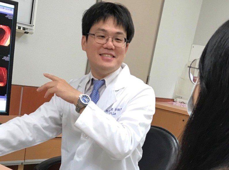 長庚胃腸肝膽科助理教授李柏賢醫師表示,新冠肺炎疫情嚴峻,除了戴口罩、勤洗手,維持...