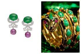 寶格麗頂級珠寶展4月登台 13件翡翠創作全球首曝光