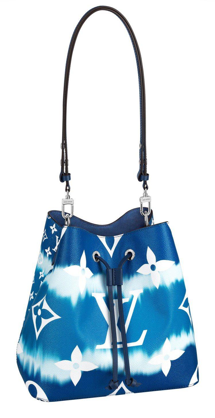 LV Escale Neonoe手袋,售價76,500元。圖/LV提供