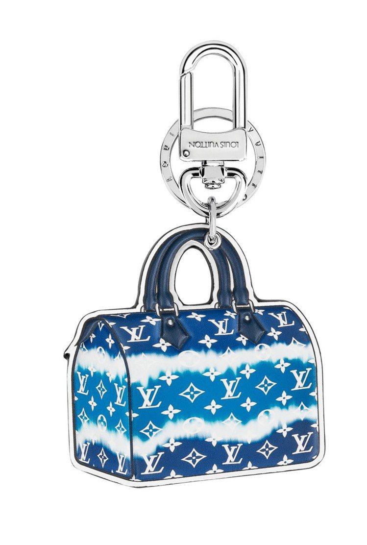 LV Escale牛皮鑰匙圈,售價15,000元。圖/LV提供