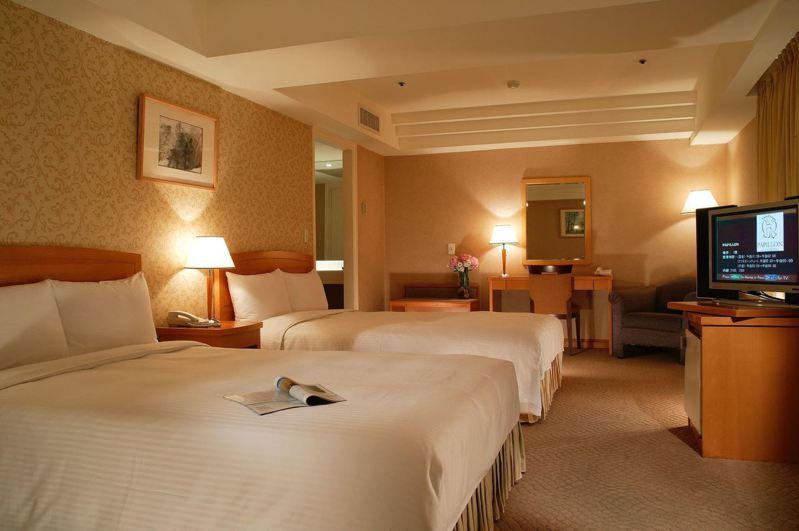 神旺大飯店將於4月30日起暫停住房服務。圖/取自台北神旺大飯店 San Want Hotel Taipei粉絲頁