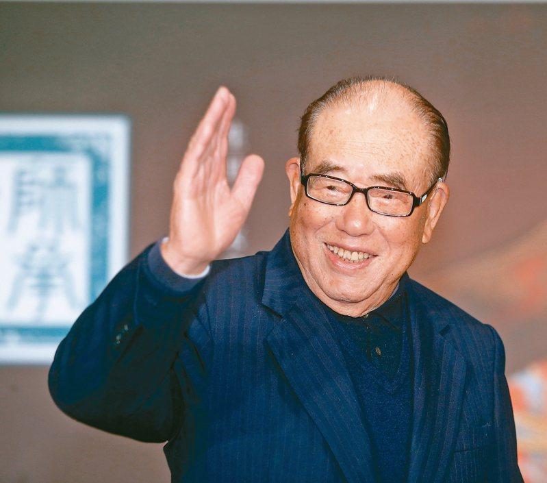 郝柏村一生出將入相,忠黨愛國,始終堅持「中華民國派」。 圖/聯合報系資料照片