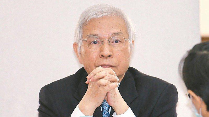央行總裁楊金龍。聯合報系資料照/記者林伯東攝影