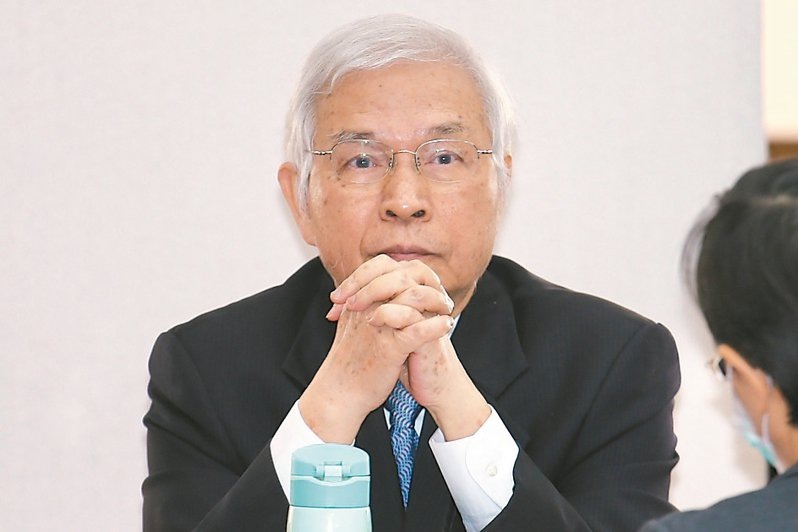 央行總裁楊金龍 記者林伯東/攝影
