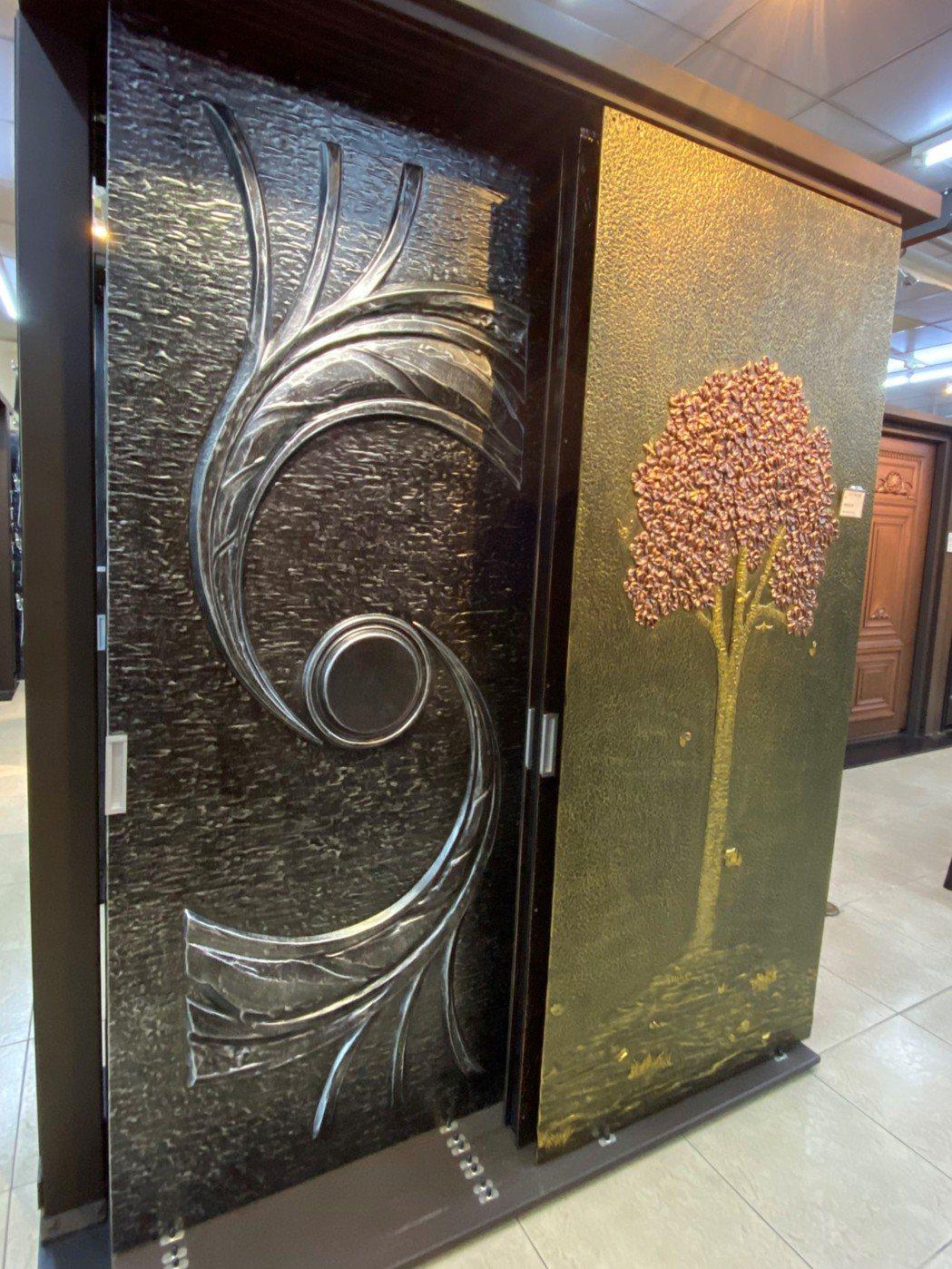 龍鋐門窗精美優良,品質看得見。 龍鋐公司/提供
