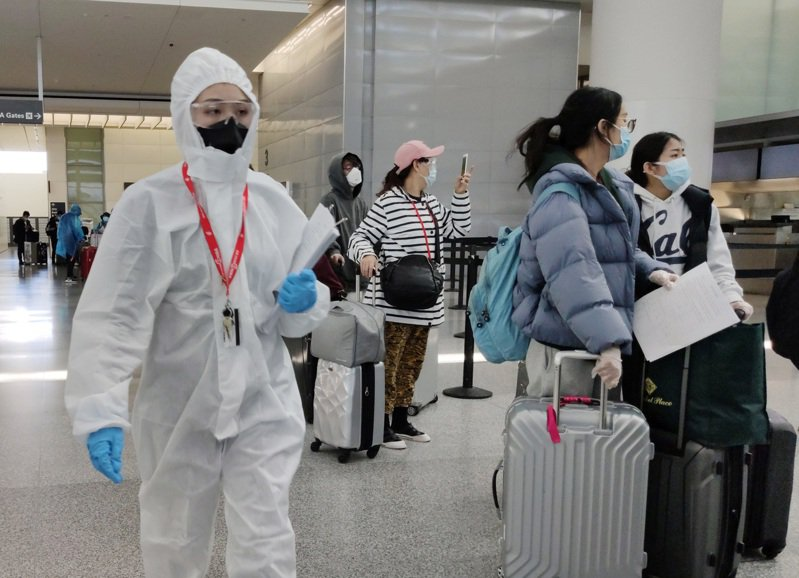 陸準備接回數萬留美中小學生。 中國新聞社