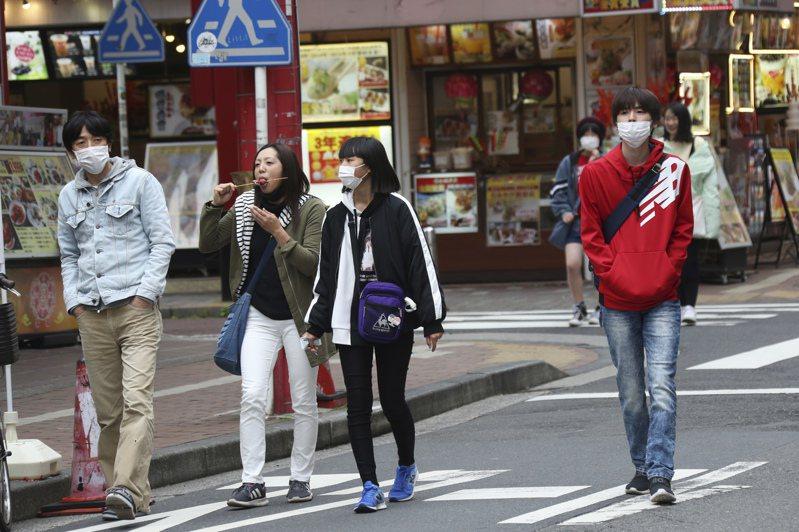 日本新冠肺炎疫情延燒,2日再添274例確診病例,創單日新高。 美聯社