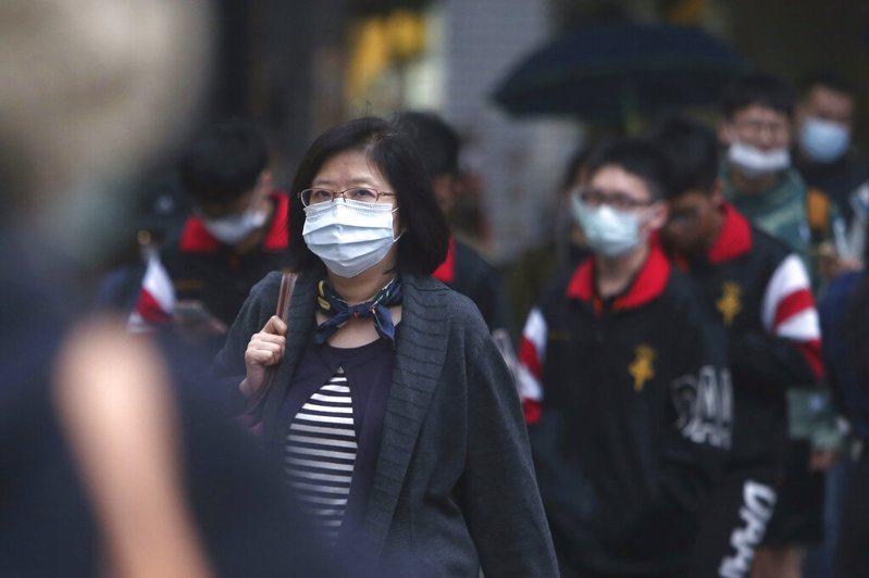 網友表示,疫情爆發後才發現台灣的可靠。 圖/美聯社