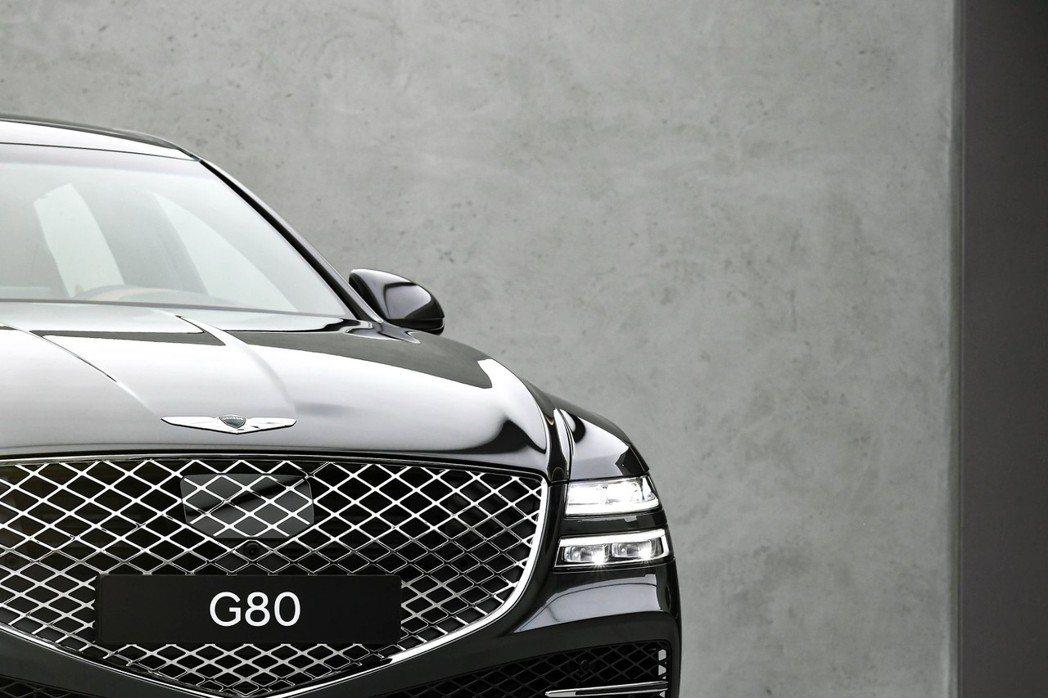Genesis最「資深」的房車G80在3月30日率先於韓國發表第三代車型。 摘自...