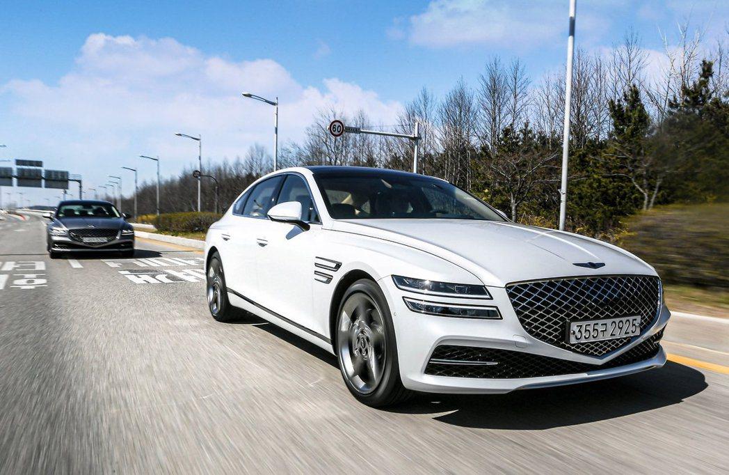 第三代Genesis G80可以說是Hyundai-Kia集團在延攬前Audi設...