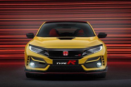 Honda Civic Type R魅力!Limited Editio賽道進化版已經有市場宣布完售