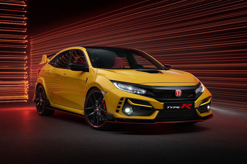 Honda Civic Type R Limited Edition賽道進化版英...