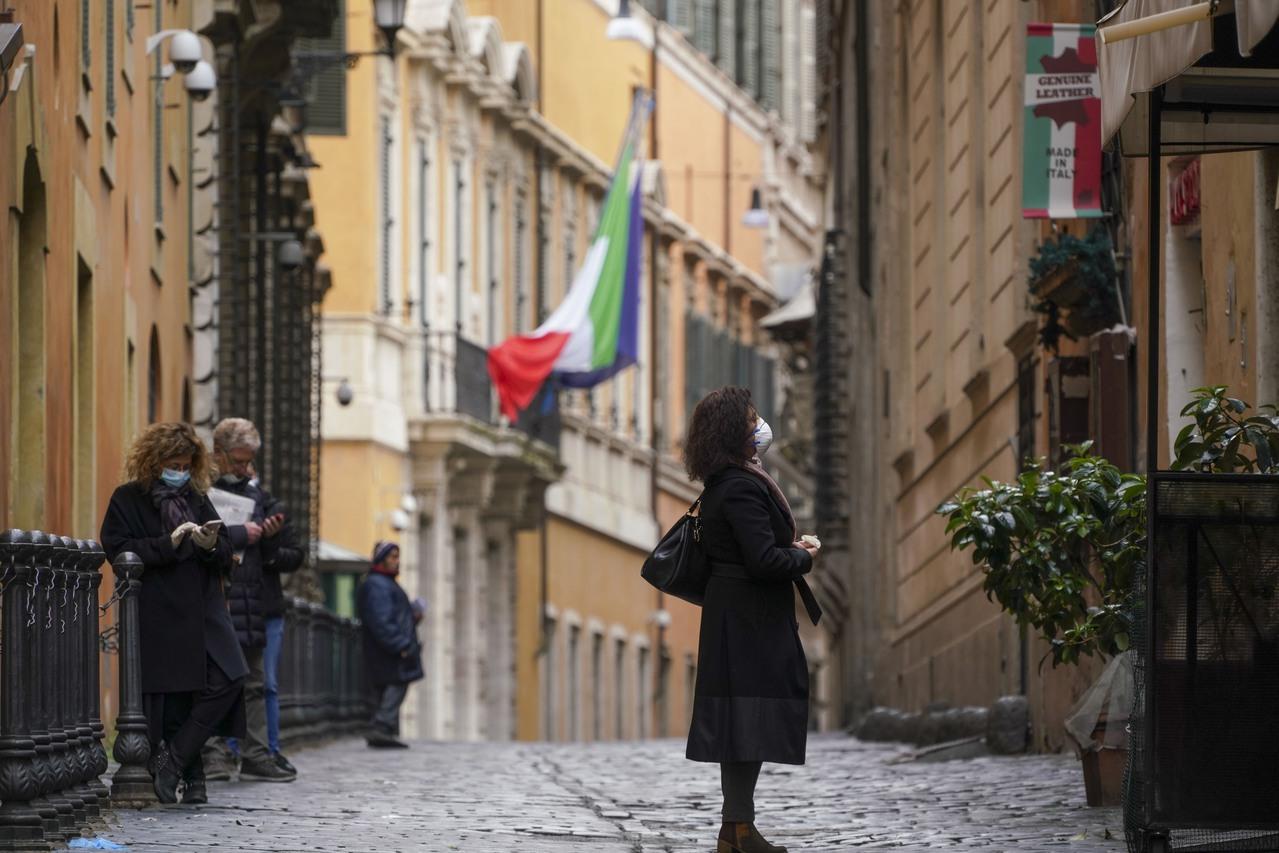 陸醫療專家:義大利居家隔離 重蹈了武漢的早期錯誤