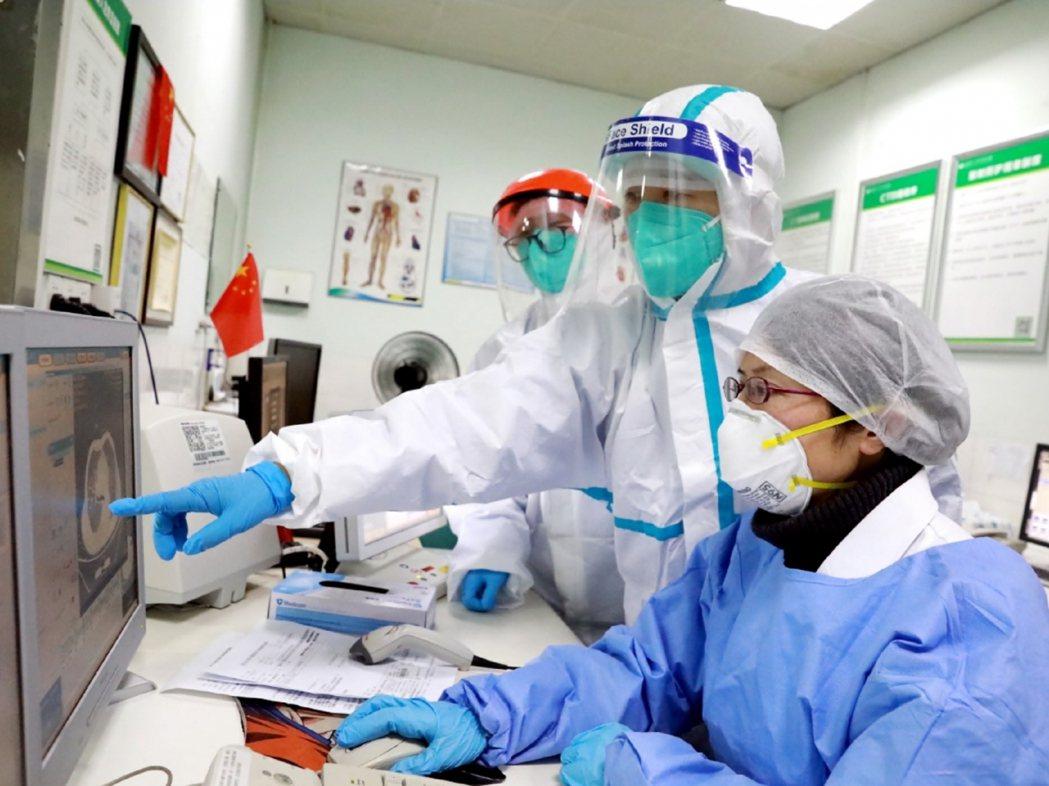 大陸新增新冠肺炎48例,均為境外移入。新華社
