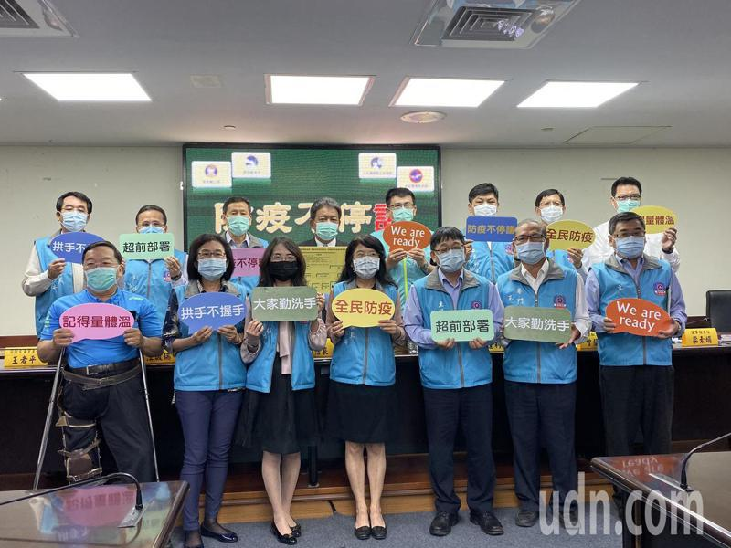 台南市議會決議4月30日召開第三屆第三次定期大會。記者鄭維真/攝影