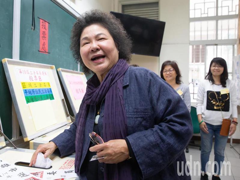 陳菊。圖/聯合報系資料照片