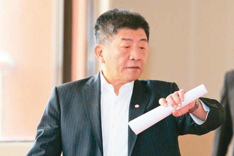 衛福部長陳時中。 圖/聯合報系資料照片