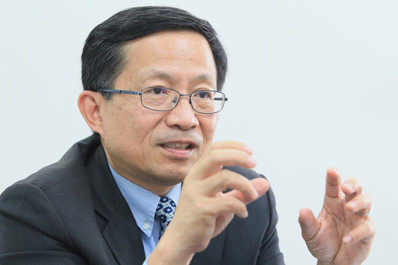 工研院產業科技國際策略發展所所長蘇孟宗。 記者潘俊宏/攝影
