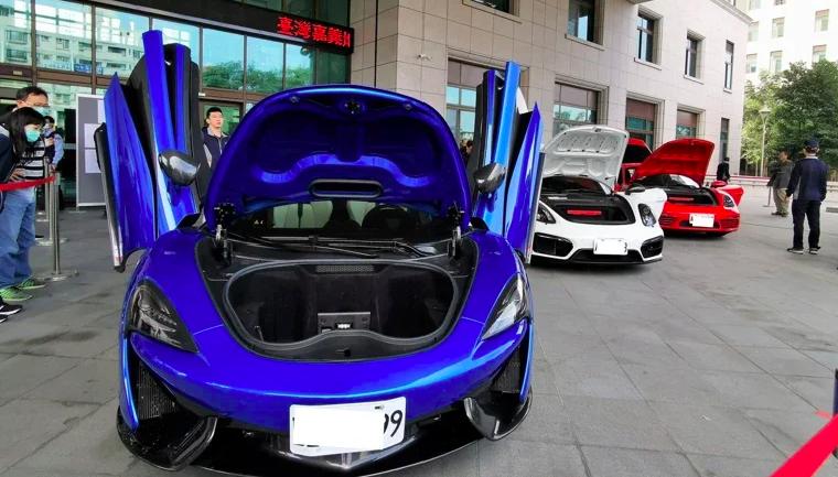 嘉義地檢署查扣作案車輛,拍賣所得1253萬元已存入國庫。本報資料照片