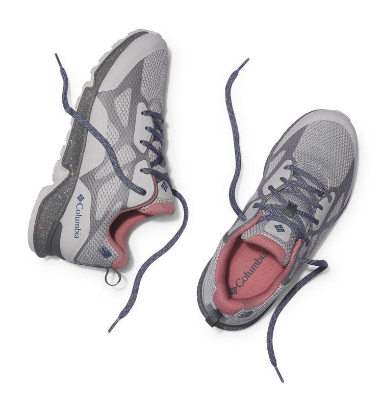 Columbia OutDry防水健走鞋5,680元。圖/Columbia提供