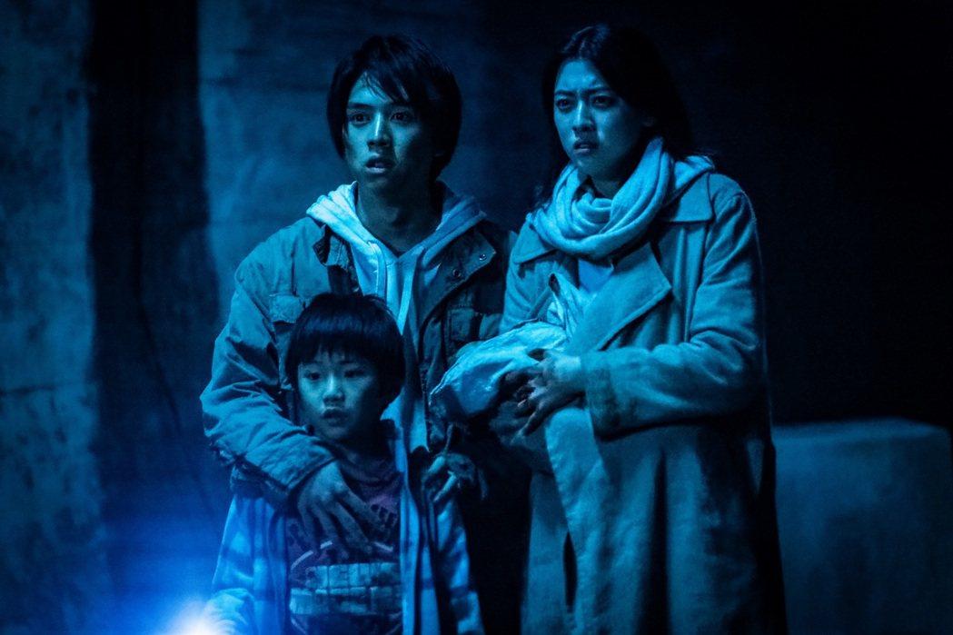 「犬鳴村」4月1日上映。圖/車庫娛樂提供