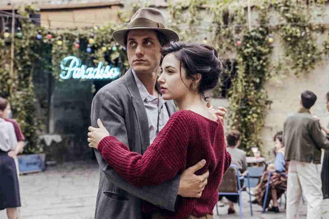 好萊塢大片紛紛延檔,威尼斯影帝大片「馬丁伊登」維持原定計畫在台上映。圖/海鵬提供