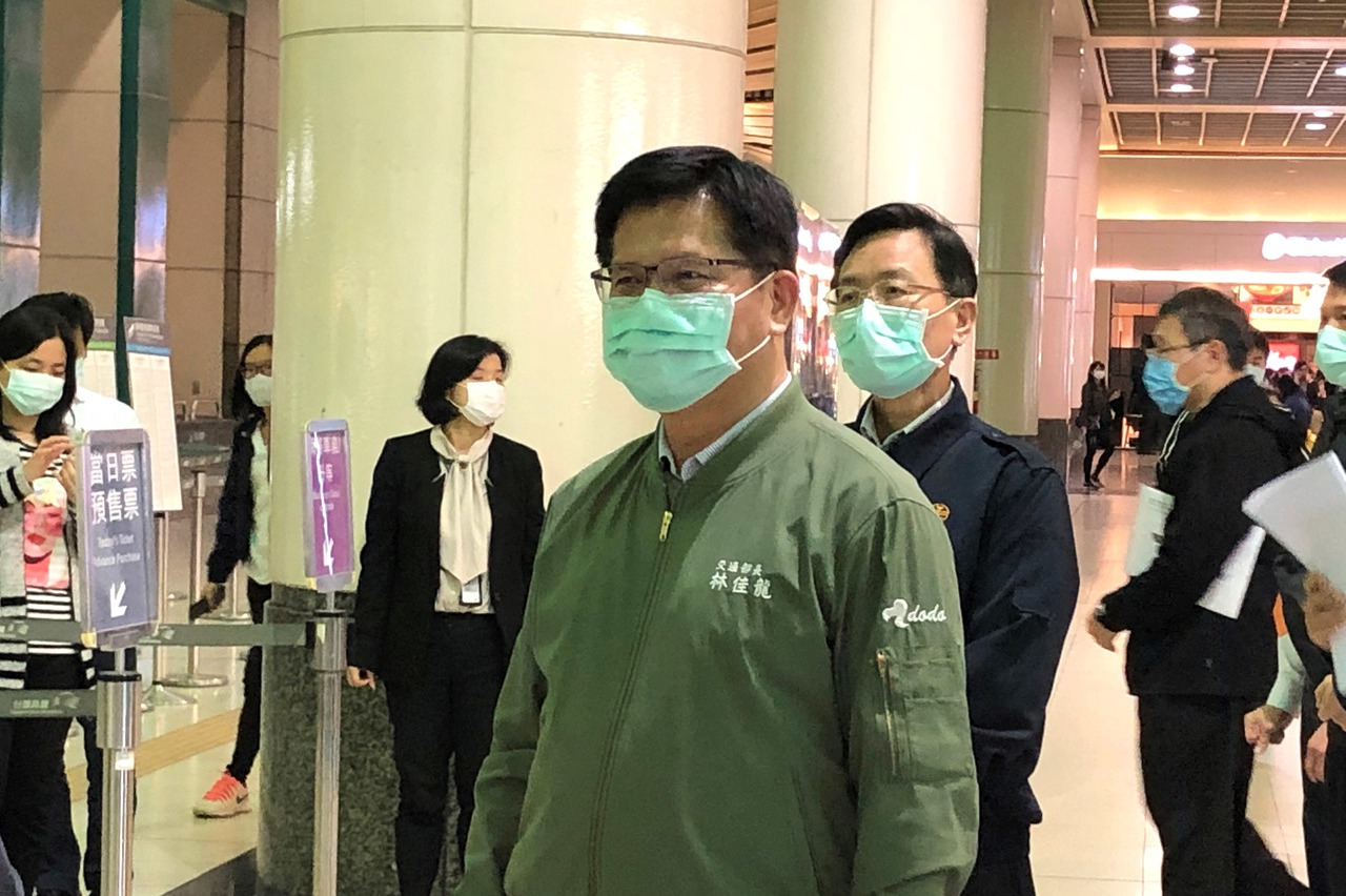 害童染疫觀光局主管竟說巧合 林佳龍:就是假公濟私