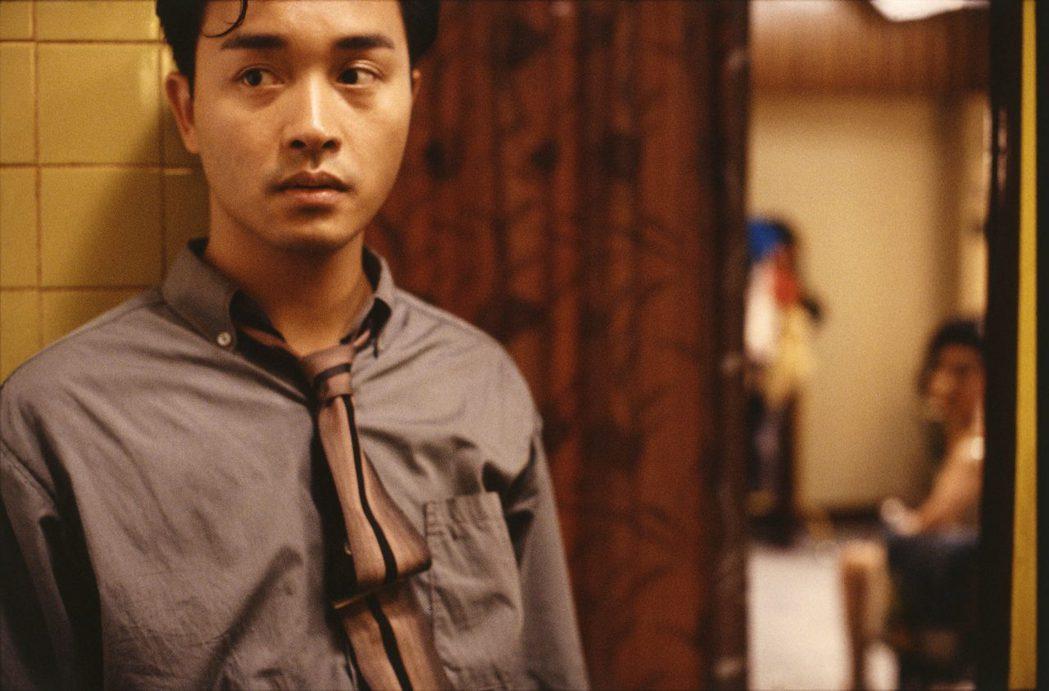 張國榮的經典電影「阿飛正傳」將在4月1日張國榮逝世的日子重新上映。圖/華映提供