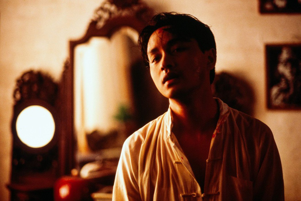 張國榮的經典電影「霸王別姬」將在4月1日張國榮逝世的日子重新上映。圖/甲上提供