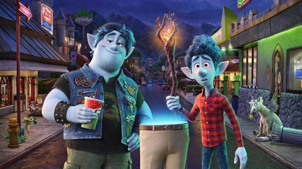 「1/2的魔法」也是近期北美觀眾在家點播觀賞的熱門影片。圖/摘自imdb