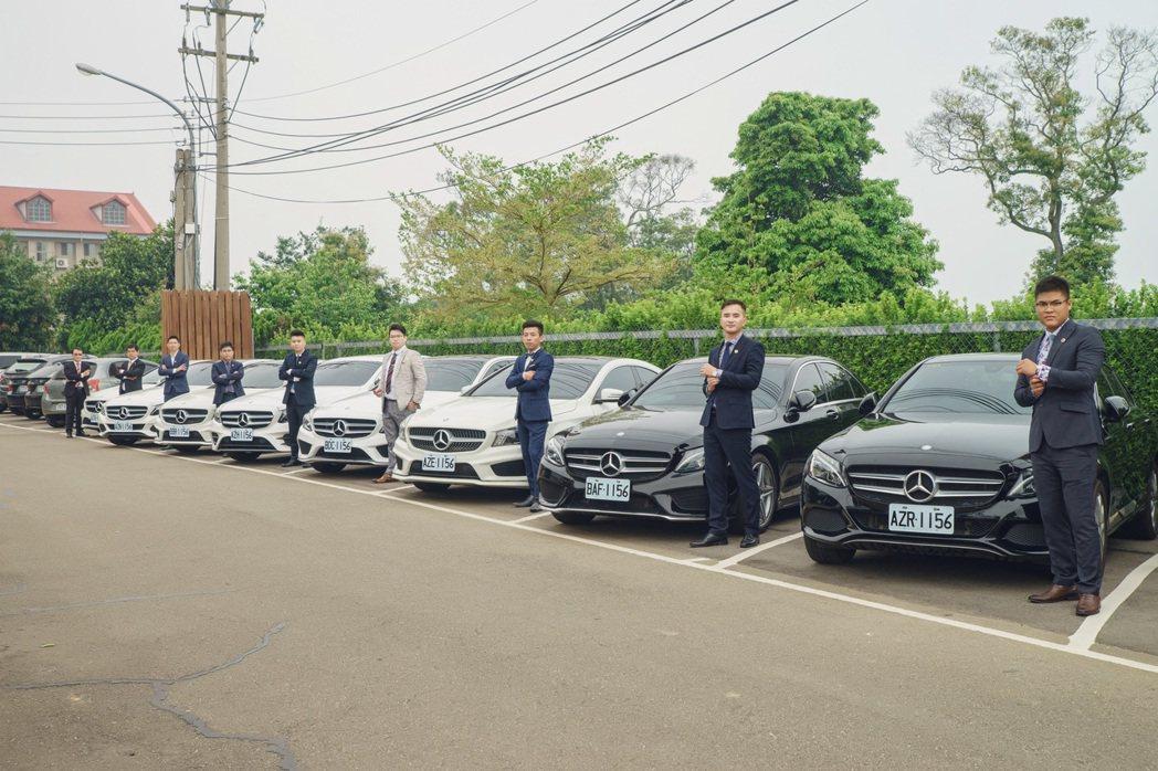 讓只有十個人的小團隊增加到2萬多個人,夥伴買到各自的名車,實現夢想。