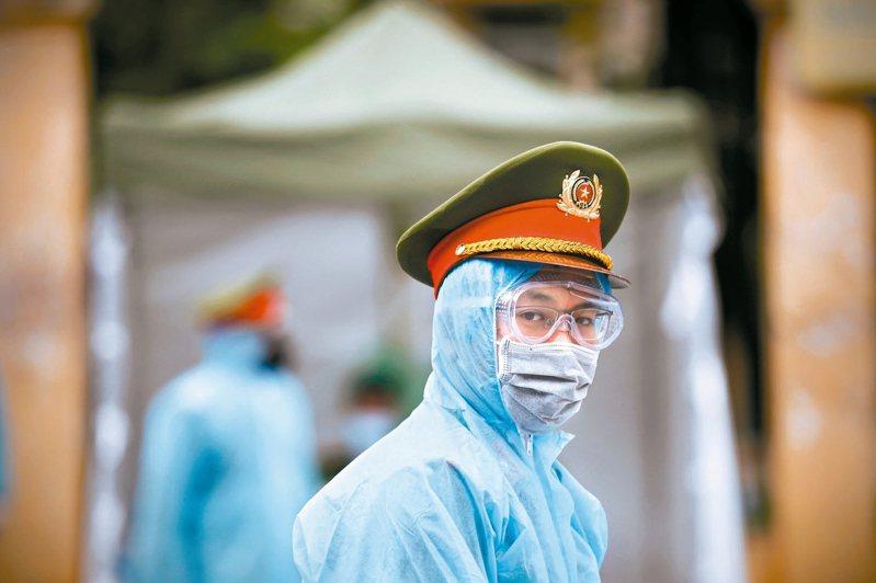 越南自今起全國隔離15天抗疫,但對台股電子五哥營運影響有限。 歐新社