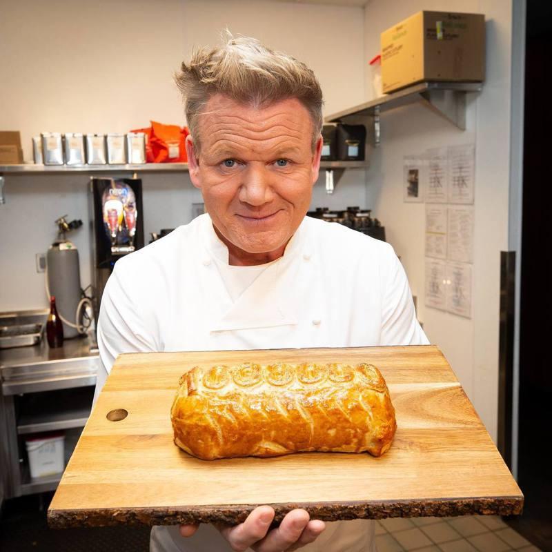英國名廚藍塞旗下3間香港餐廳宣布全部結束營業。 圖擷自Gordon Ramsay臉書粉專