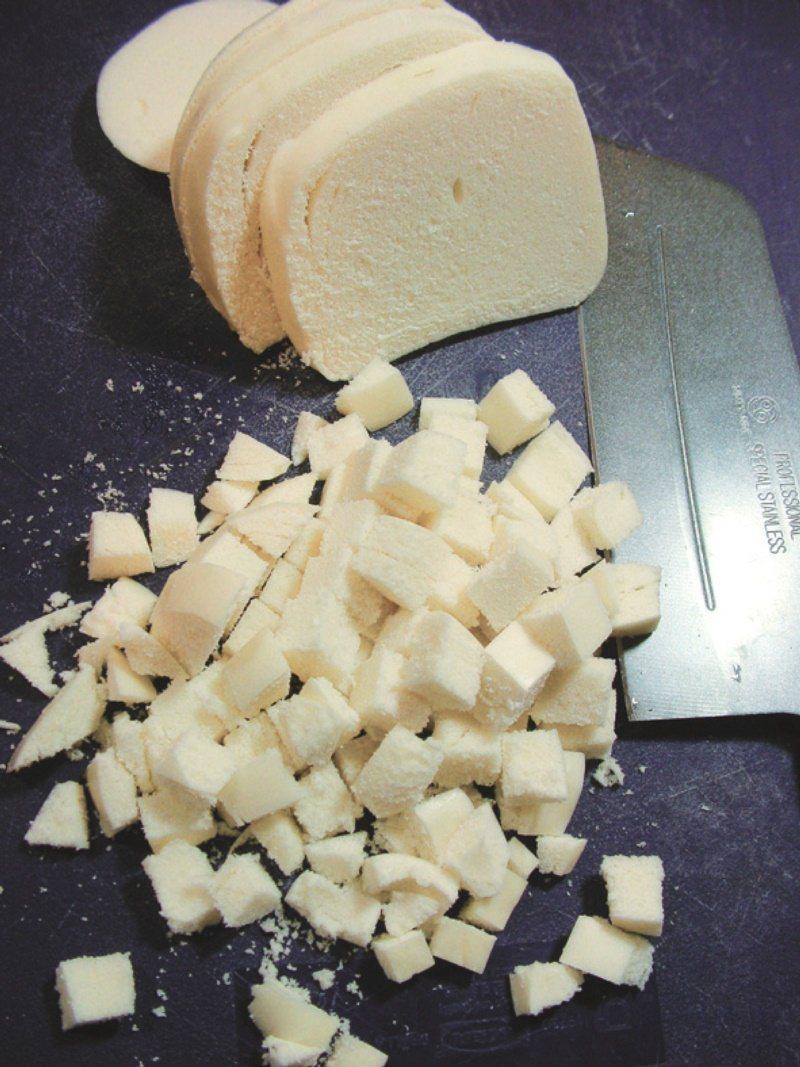 吃不完的饅頭怎麼辦?來試試看炒饅頭吧。 圖/幸福文化提供
