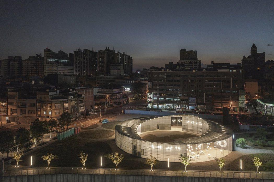 2019年公共空間設計類金獎作品-都市願景館。生產力中心/提供